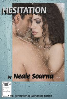 short story ebook cover Hesitation (expanded Playgirl Magazine story)