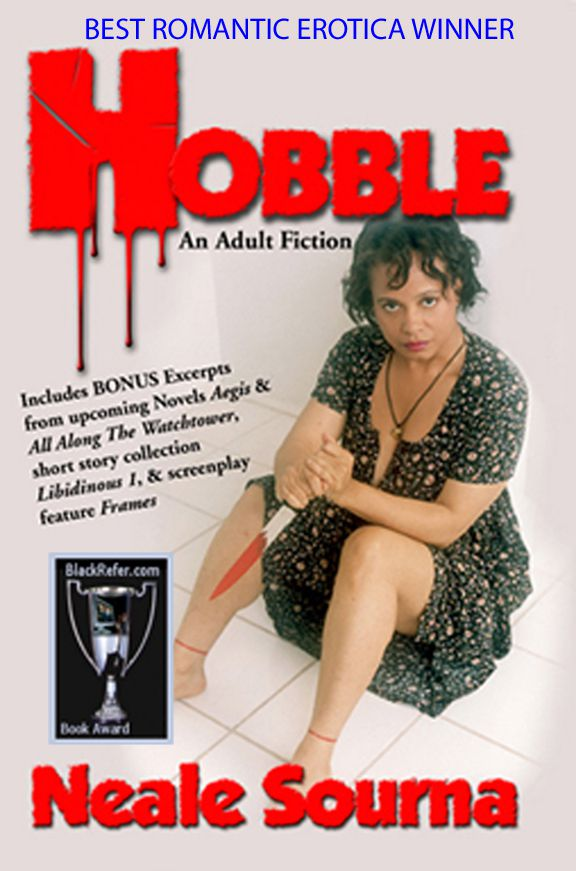 ebook novel cover of HOBBLE by Neale Sourna