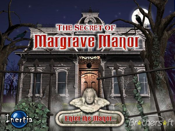 game story cover The Secret of Margrave Manor