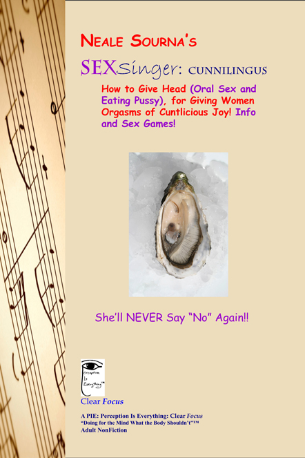 Neale Sourna's SexSinger: Cunnilingus ebook cover