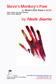 ebook cover Steve's Monkey's Paw