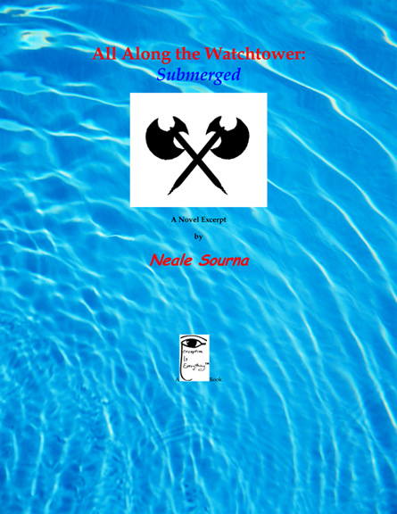 All along the Watchtower: Submerged ebook cover